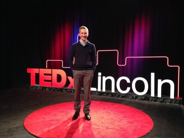 Brent-comstock-tedx-lincoln-stage