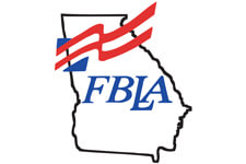 Georgia-FBLA-Flag-Logo