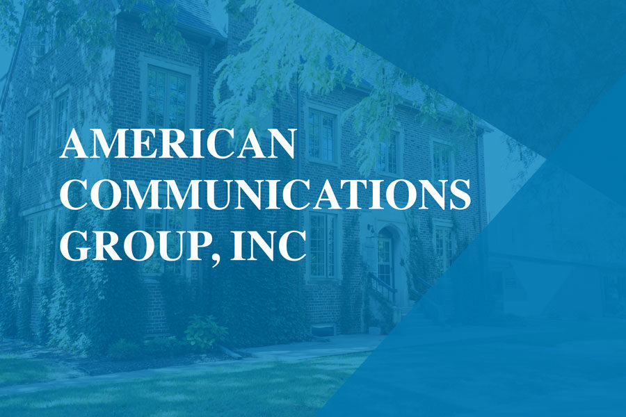 American Communications Group