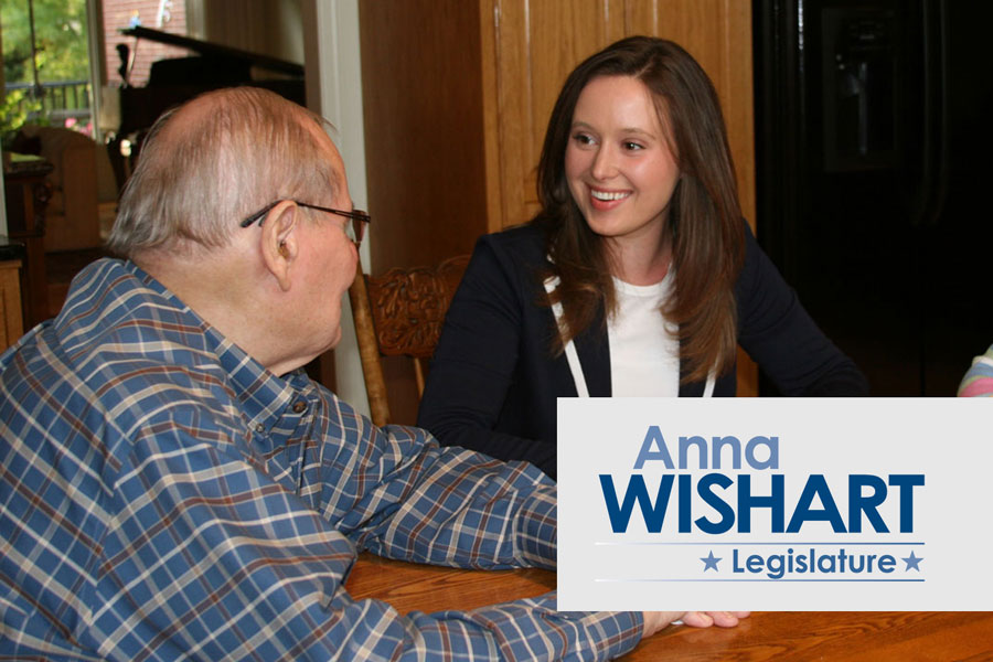 Anna Wishart for State Legislature