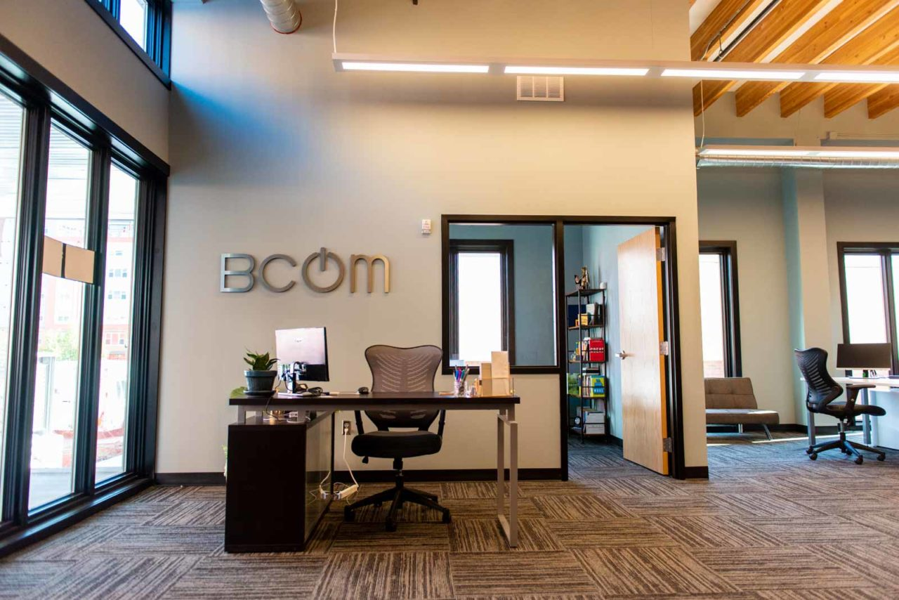 BCom Solutions Locations - Schwarz Building, Lincoln, Nebraska