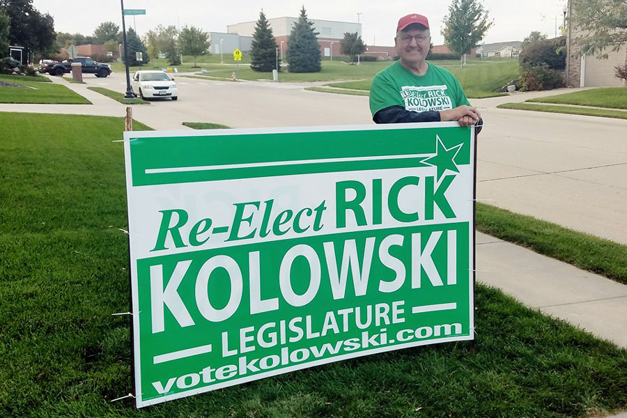 Rick Kolowski for State Legislature