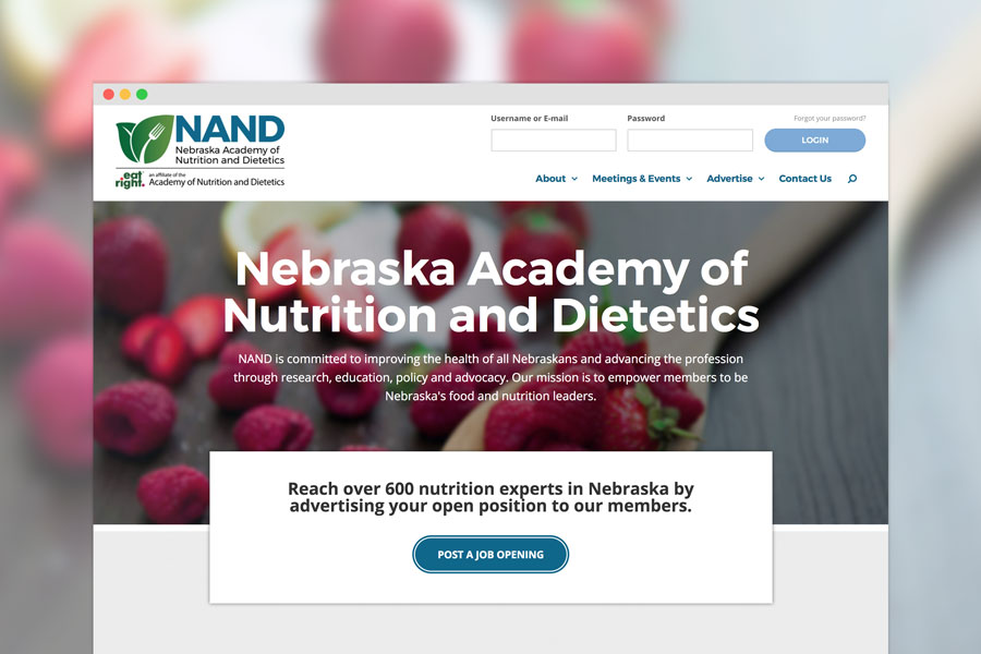 Nebraska Academy of Nutrition and Dietetics