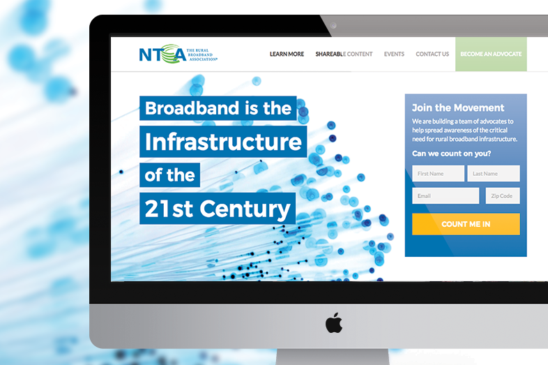 NTCA–The Rural Broadband Association