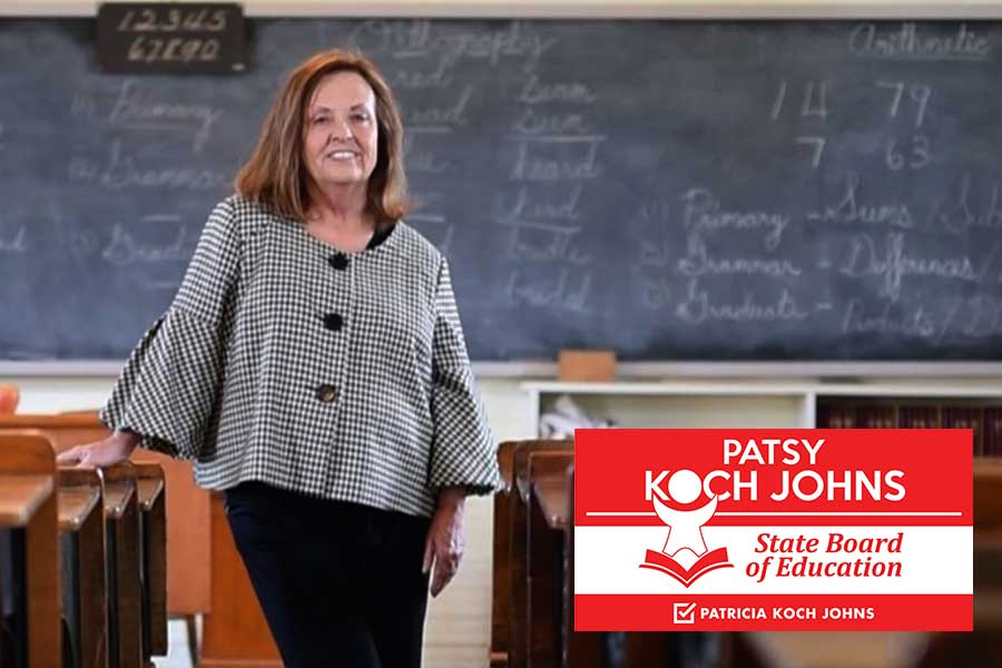 Patsy for Kids